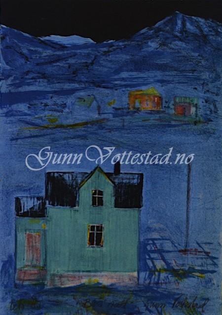 Blå natt (utsolgt)